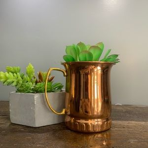 🌵Copper Coffee Mug